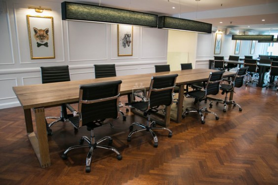 Colony Co-working Office at Vipod KLCC